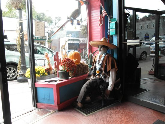 Santa Fe Restaurant: Resturants entrance
