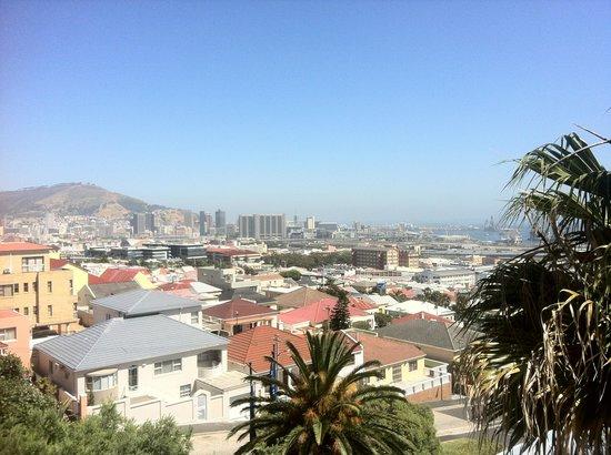 Garden Court Nelson Mandela Boulevard: View from my balcony