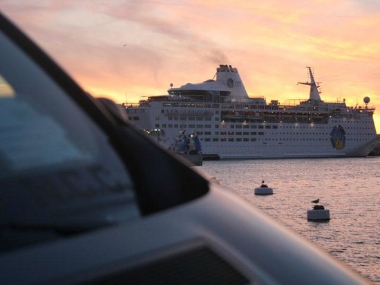 Civitavecchia Cab Service - Tour: Civitavecchia port