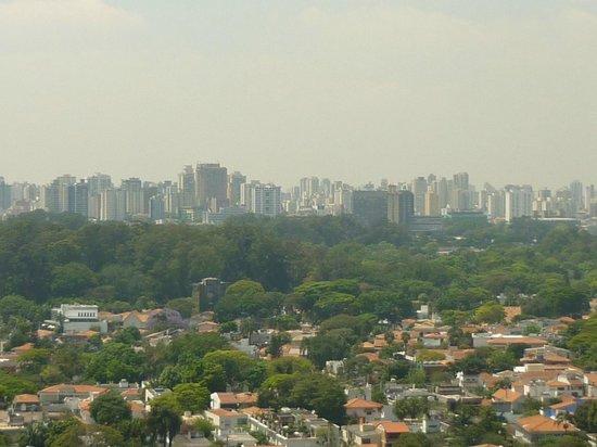 The Capital Sao Paulo Itaim : Visão do Parque do Ibirapuera