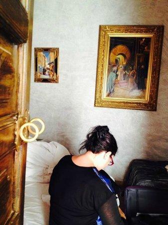 Riad Jona : chambre AMBRE, magnifique