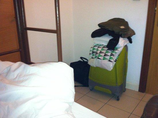 RestUp London: La habitación
