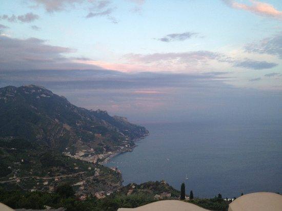 Belmond Hotel Caruso: Amazing View