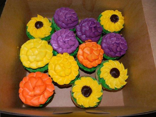 Sweet Spot Bakery: Cupcakes