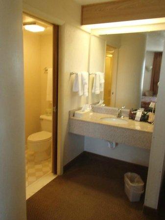 Days Inn Mountain Home : La salle de bains
