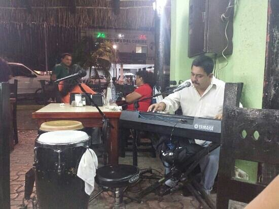Don Cafeto Mar Caribe : orchestre
