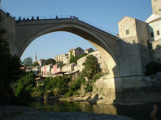 Mostar Inn: Vecchio ponte di Mostar