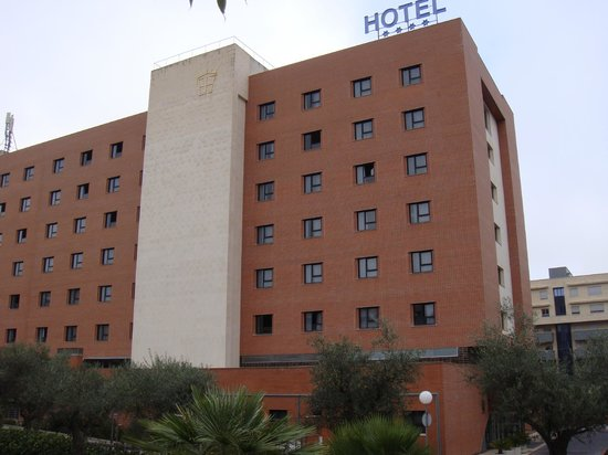 Extremadura Hotel : Hotel