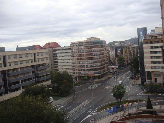 Extremadura Hotel : vistas