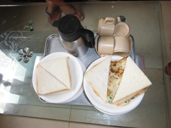 Hotel Arma Executive: Śniadanie dla 4 osób