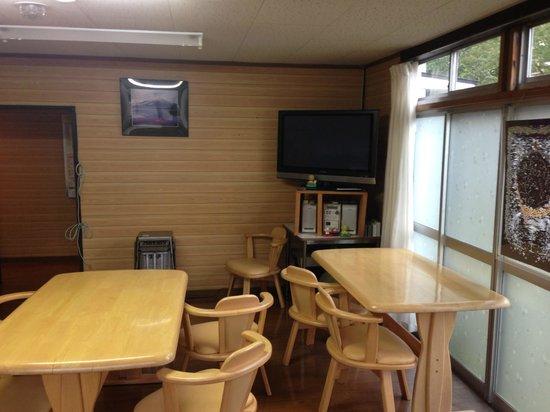 Nikko Minshuku Narusawa Lodge : Lounge area