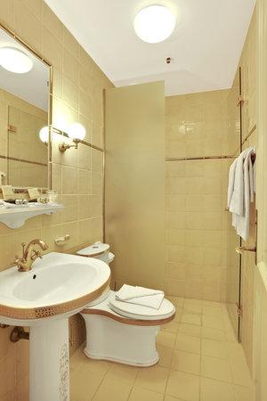 Hotel Royal : Badeværelser på Standard værelse
