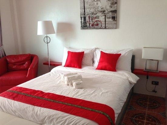 Basilico Hotel: Die gemütlichen sauberen Zimmer
