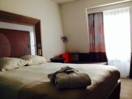 Novotel Paris Les Halles : Room 522