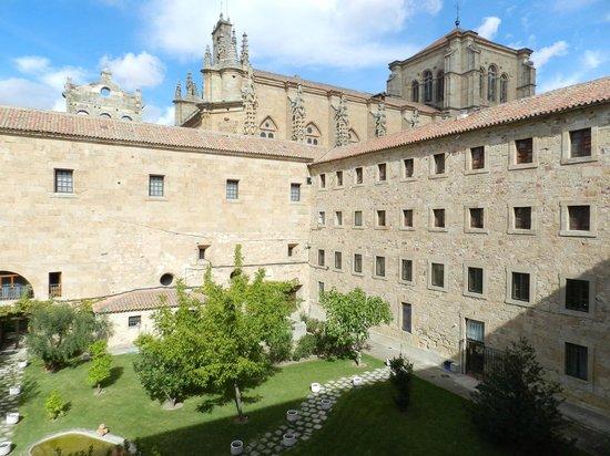 Hotel Hospes Palacio de San Esteban: VISTAS HAB 307
