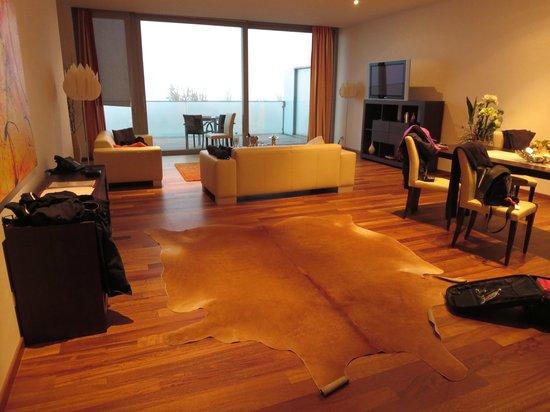 Suite Hotel Kahlenberg: Suite