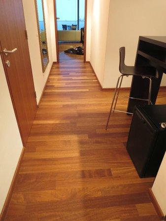 Suite Hotel Kahlenberg: Eingang zur Suite