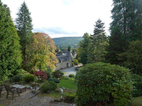 Torrdarach House : View from Garden