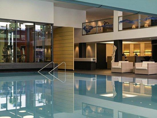 Pullman Berlin Schweizerhof: Pool
