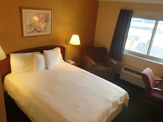 Georgetown Inn : Le lit
