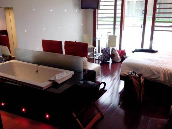 Maryborough Hotel & Spa : Spa room