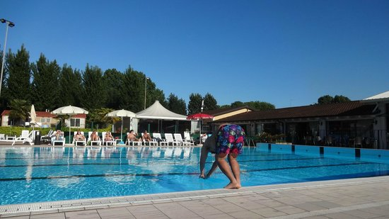 Piscina Picture Of Camping Village Jolly Marghera