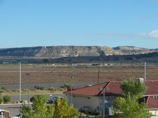 Holiday Inn Express & Suites Gallup East: View from room