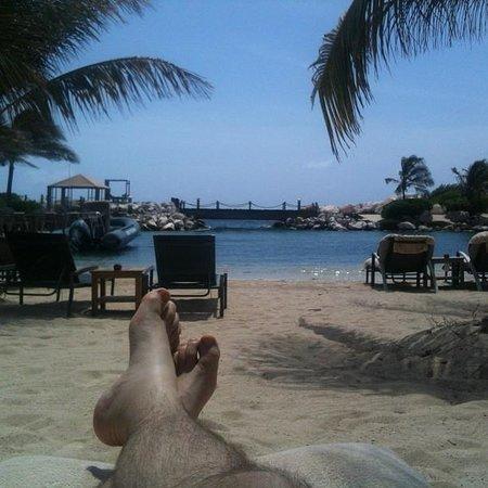 Baoase Luxury Resort: Relax na Praia