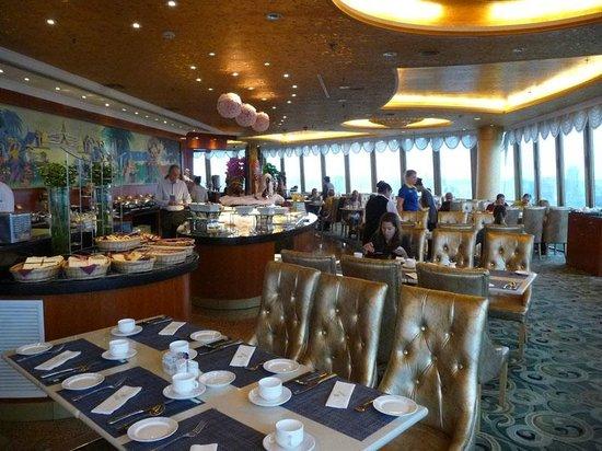 Xiyuan Hotel Revolving Restaurant