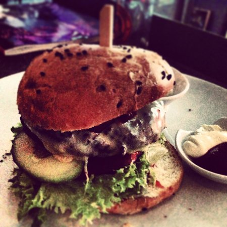 Chez IMA: TOP Burger