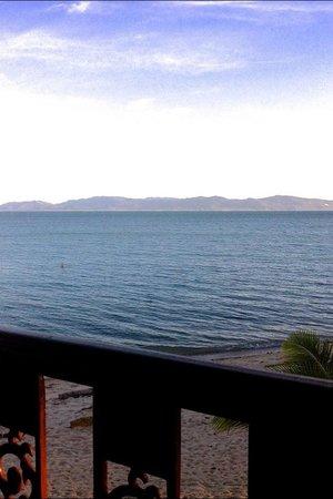 Koh Phangan Tropicana Resort: The view