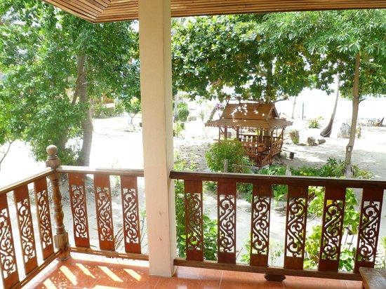 Koh Phangan Tropicana Resort : View
