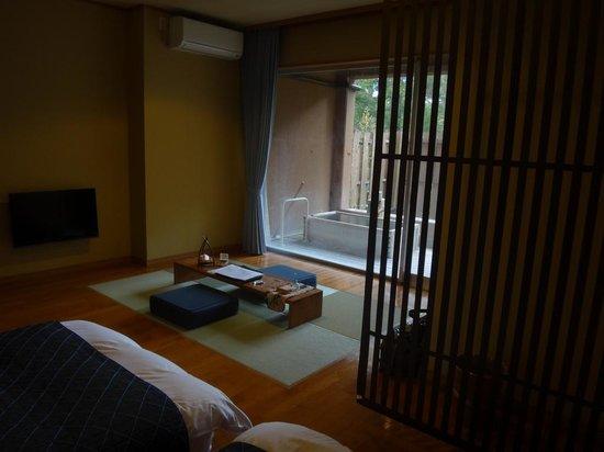 Okunikko Yunomori: 部屋