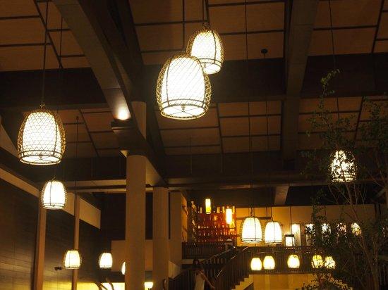 InterContinental Mauritius Resort Balaclava Fort: Lobby Lights