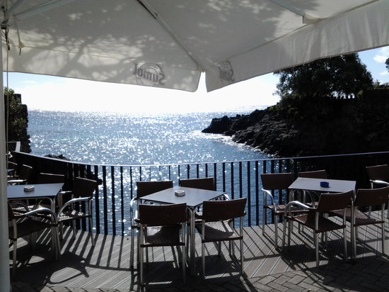 Bar Caloura: wonderful