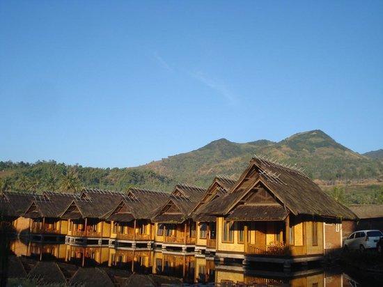Banyu Alam Resort: morning view