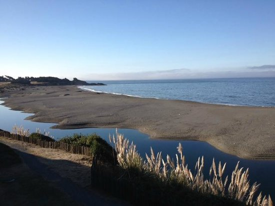 Seacliff on the Bluff: View from room A3