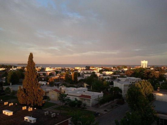 El Mirador Hotel and Spa: vista desde la habitacion