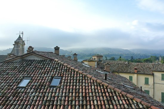 Albergo La Rocca: View from room 319