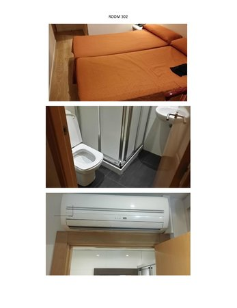 Transit Hotel: ROOM 302