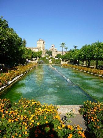 Hesperia Córdoba: les magnifiques jardins de l'Alcazar
