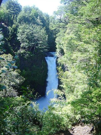 Cascadas de Rio Turbio