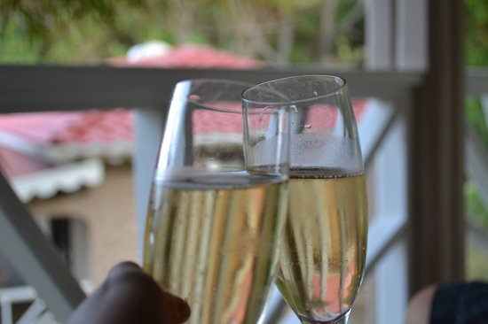 Petite Anse Beachfront Hotel & Restaurant Grenada: Celebrate your love.