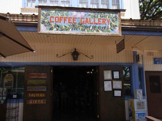 Coffee Gallery: 外観