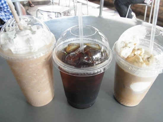 Coffee Gallery: 美味しいコーヒー