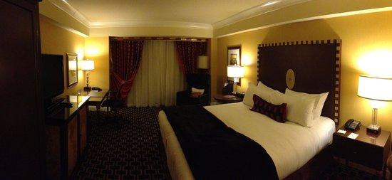 Kimpton Marlowe Hotel: Bedroom, Hotel Marlowe