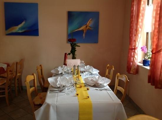 Ristorante Capri: 50. Geburtstag