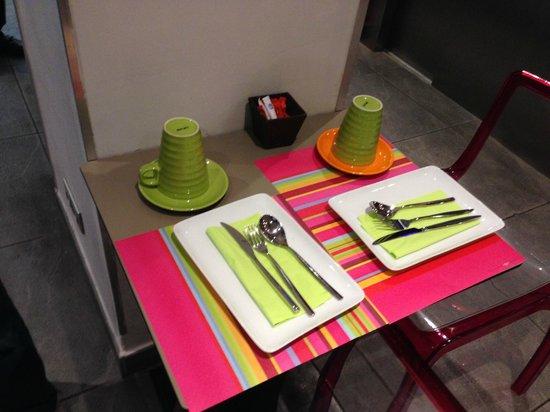 Ibis Styles Paris Pigalle Montmartre: breakfast