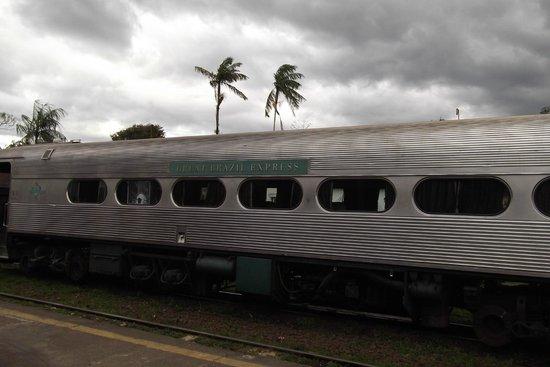 Estacao Ferroviária