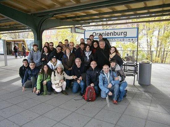 Cultourberlin: Foto de grupo